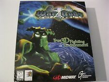 WarGods War Gods PC  game CD-ROM complete  Midway 1997
