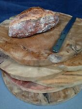 NEW TEAK ROOT BREAD, CHEESE, OR CHOPPING BOARD. OR THE ULTIMATE SERVING PLATTER?