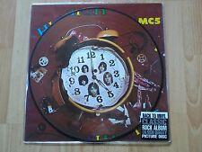 "MC5 - High Time - Vinyl LP - Picture Disc - ""Back To Vinyl"" series - UK 2003"