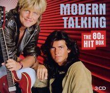 MODERN TALKING - THE 80'S HIT BOX 3 CD 58 TRACKS INTERNATIONAL POP BEST OF NEU