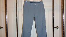 NWT BONOBOS Maide Grey Highland GOLF PANTS Polyester Slim Straight 40/32 $118
