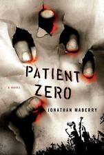 Patient Zero: A Joe Ledger Novel Maberry, Jonathan Paperback