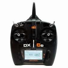 Spektrum DX6e 6-Channel DSMX Transmitter Only, SPMR6650