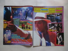 Michael Jackson Moonwalker Yazz Bryshere Yashawn Gray clippings Sweden 1980s