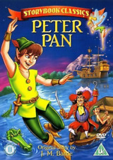Storybook Classics: Peter Pan  DVD NEW