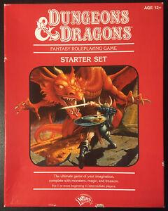 Dungeons & Dragons Essentials STARTER SET 4th Edition RED Box Set EX/NM