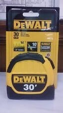 DeWALT 30' Tape Measure