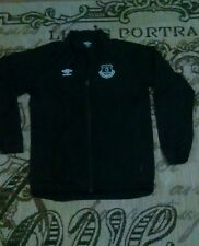 Everton  training track top size XL for boys Umbro