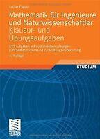 Mathematik für Ingenieure und Naturwissenschaftler - Kla... | Buch | Zustand gut