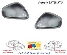 COPPIA CALOTTE SPECCHIO RETROVISORE DX+SX SATINATE ALFA ROMEO MITO 08/> 2008/>