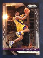 2018 PANINI PRIZM KOBE BRYANT #15 HIGH GRADE LAKERS HOF KOBE Psa Grade It