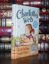 Charlotte's Web by E.B. White 60th Anniversary Hardcover Collectible Edition
