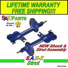 (2) NEW Heavy Duty  Rear Left & Right  Shock Strut Assembly Pair Set
