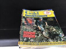3KG Packs Of Gold,Gem & Treasure Magazines,Minelab Research, Approx 25 To 27 Mag