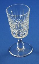 EDINBURGH CRYSTAL APPIN SHERRY GLASS - IDEAL REPLACEMENT