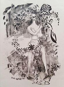Jacqueline MARVAL (1866-1932) 20er Jahre Lithographie - Cendrillon