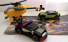 LEGO Racers - 8152 Speed Chasing - WITH INSTRUCTIONS --> NO STICKERS !!!