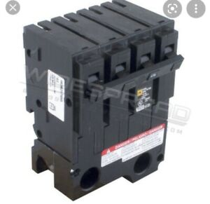 Square D HOM2175BB 2-Pole 175 Amp 120/240 Volt Circuit Breaker
