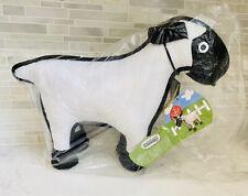 NWT Tuffy's Sherman Sheep Super Tough Plush Soft Dog Toy X-Large Floats