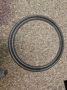 MTH O Gauge Track 31 Inch Complete Circle 8 Pieces T Rail Track