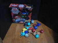 Bakugan Battle Planet starter set with 21 Brawlers