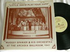 MUGGSY SPANIER Little David Play Your Harp 1941 Dave Bowman Vernon Brown LP