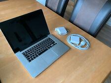 Apple MacBook Pro Retina Mitte/Mid 2012 (8GB Ram, 256GB SSD, i7 2,3GHz, GT 650M)