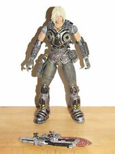 "Neca Player Select Gears of War 3 Series 1 Anya Stroud 7"" Figure Loose Complete"