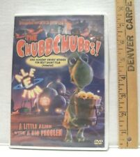 factory sealed kid movie dvd THE CHUBBCHUBBS THE LITTLE ALIEN WITH A BIG PROBLEM