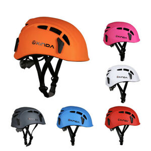 Professional Rescue Safety Helmet Hard Hat Protector for Outdoor Climbing Caving