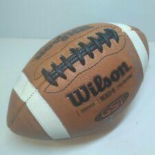 Wilson Wtf-1004 Football Gst Pro Pattern Ncaa Usa Writing Stitched on Stripe