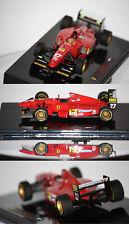 Hotwheels Elite F1 Ferrari 412 T1 J. Alesi 1994 1/43 T6284