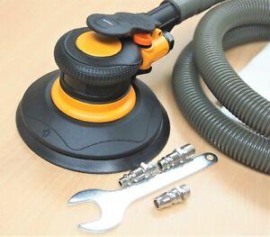 "Hoteche 6""Air Random Orbital Palm Sander Self-Generated Vacuum"