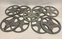 Empty 10.5 Inch Take Up Reel For Reel To Reel Recording VINTAGE