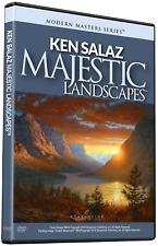 KEN SALAZ: MAJESTIC LANDSCAPES - Art Instruction DVD