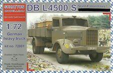Schatton Modellbau 1/72 (20mm) Mercedes DB L4500S Stahl-Fahrerhaus