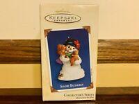 2003 Hallmark Keepsake Ornament - Snow Buddies Collector's Series  #6