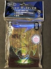 Max Protection Neo Sleeves MATRIX DRAGON 50 Count 7060 MTX Mint Fast Shipping!
