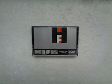 Vintage Audio Cassette HIFI Super Sound 60 * Rare From 1980's * Unsealed