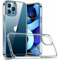 Shockproof Clear Case Cover For iPhone 12 11 Pro 7 8 Plus 11 X XR XS MAX 12 Mini