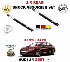 für Audi A4 3.0 TFSI + 3.2 FSI 2007- > 2 x hinten links + rechts Stoßdämpfer Set