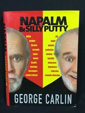 George Carlin Napalm & Silly Putty [Hardcover]