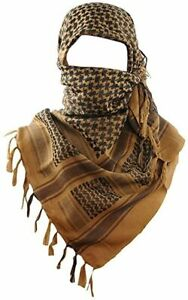 Acme Approved 100% Cotton Military Shemagh Keffiyeh Scarf