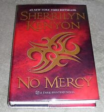 NO MERCY Dark-Hunter #14 by Sherrilyn Kenyon 2010 HC/DJ ~1st Ed 1st Print +Cover