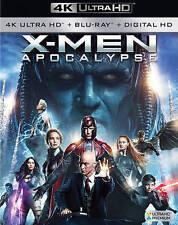 X-Men: Apocalypse (4K Ultra HD + Blu-ray +Slipcover