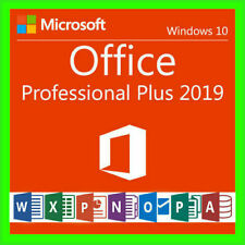 New listing Microsoft Office 2019 Professional Plus 32/64 Bit License Key Instant Delivery