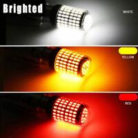 4pcs 1156 BA15S 7440 T20 3014 144SMD LED Blinker Rücklicht Glühlampe Lampe Set