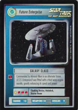 Star Trek CCG Reflections 1.0 Complete Set + URs + BTs + CT 105 GEM MINT cards