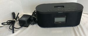 Sony XDR-S10HDiP HD Radio w/ iPod dock Tested/Works No Remote FREE SHIPPING