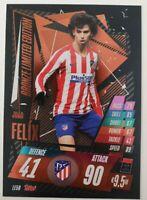 2020/21 Match Attax UEFA Joao Felix Bronze Limited Edition LE5B Atletico Madrid